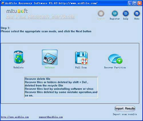 Folder recovery, folder recovery software